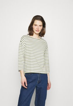 Marc O'Polo - LONG SLEEVE - Langarmshirt - dried sage