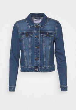 Noisy May Petite - NMDEBRA JACKET - Veste en jean - medium blue denim