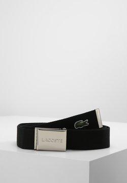 Lacoste - Riem - black