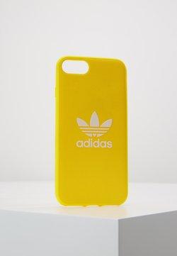 adidas Originals - ADICOLOR MOULDED CASE IPHONE - Kännykkäpussi - yellow/white