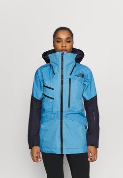 The North Face - BRIGANDINE FUTURELIGHT JACKET - Hardshell jacket - ether light blue/tnf black