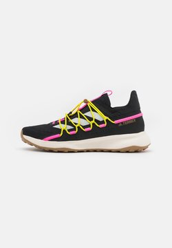 adidas Performance - TERREX VOYAGER 21 H.RDY  - Hikingschuh - core black/chalk white/screaming pink