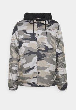 Hollister Co. - Leichte Jacke - khaki/beige/grey