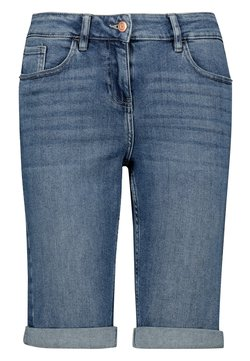 Next - Jeansshort - mottled blue