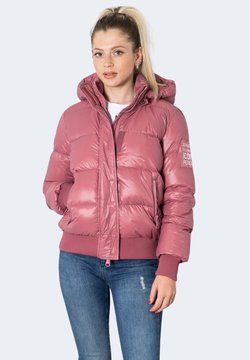 Armani Exchange - BLOUSON JACKET  - Winterjacke - pink