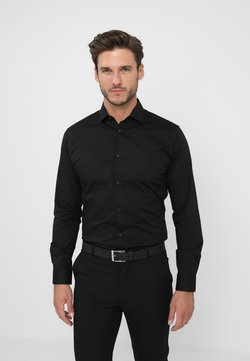 Selected Homme - SLHSLIMBROOKLYN - Businesshemd - black