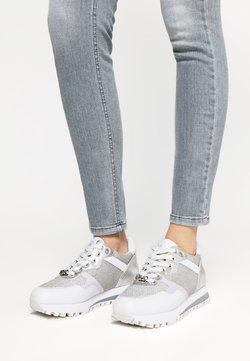 Liu Jo Jeans - Sneakers - white/silver