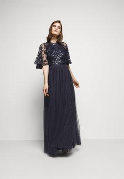 Needle & Thread - RIBBON BODICE DRESS - Ballkjole - sapphire sky