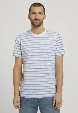 TOM TAILOR - T-Shirt print - yellow