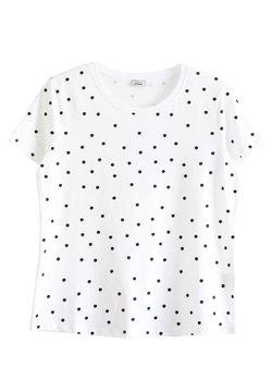 Pimkie - MIT AUFDRUCK - T-shirt imprimé - weiß