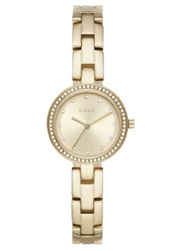 DKNY - CITY LINK - Klocka - gold-coloured