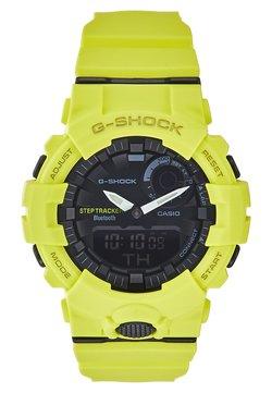 G-SHOCK - Reloj digital - neon yellow