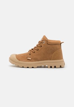 Palladium - LOW CUF LEA  - Ankle Boot - brown