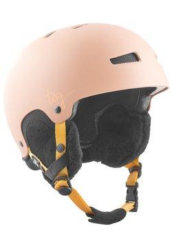 TSG - LOTUS - Helm - satin dark peach