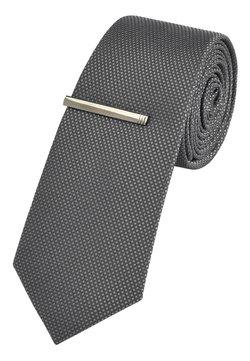 Next - Krawatte - grey