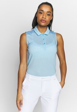 Puma Golf - VERTICALS SLEEVELESS - Funktionsshirt - ethereal blue heather