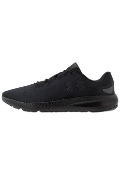 Under Armour - CHARGED PURSUIT 2 - Zapatillas de running neutras - black