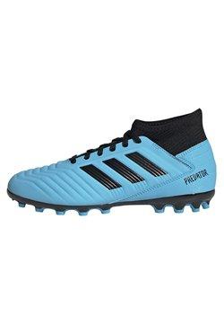 adidas Performance - PREDATOR 19.3 ARTIFICIAL GRASS BOOTS - Fußballschuh Nocken - blue