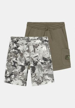 Jack & Jones Junior - JJISTONE 2 PACK - Shortsit - deep lichen green