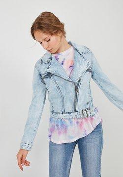 Dioxide - Veste en jean - azul denim