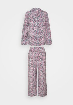 Marks & Spencer London - FLORAL - Pyjama - pink mix