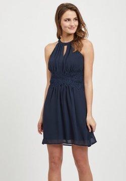 Vila - Cocktailkleid/festliches Kleid - dark blue