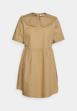 ONLY Petite - ONLSALEM SHORT DRESS - Vestito estivo - silver mink