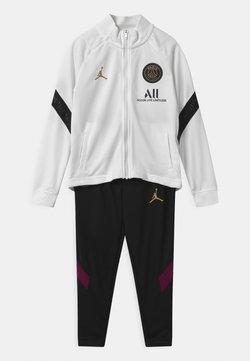 Nike Performance - PARIS ST GERMAIN SET UNISEX - Article de supporter - white/black/truly gold