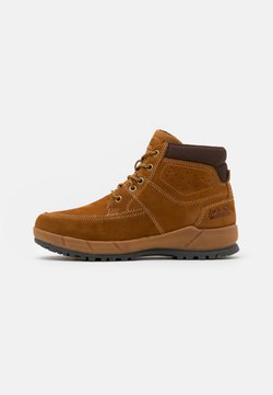 Jack Wolfskin - JACKSON MID - Snowboot/Winterstiefel - honey/brown