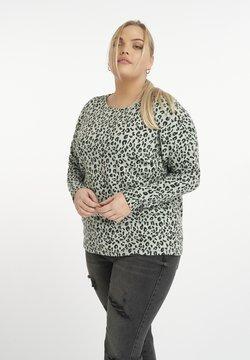MS Mode - Bluse - mint