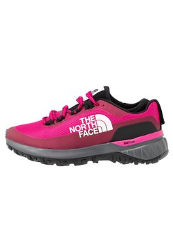 The North Face - ULTRA TRACTION - Zapatillas de trail running - pink/black