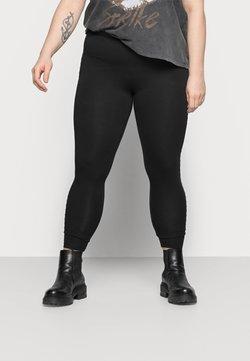 ONLY Carmakoma - CARROUTE LIFE - Leggings - Trousers - black