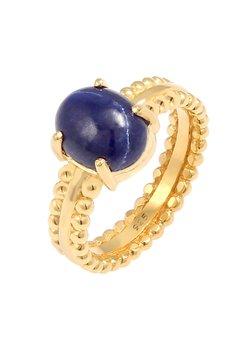 Elli - GEDREHT - Ring - gold