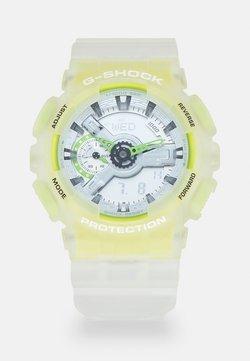 G-SHOCK - SKELETON - Montre à aiguilles - transparent