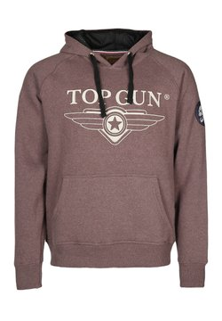 TOP GUN - Sweater - light brown