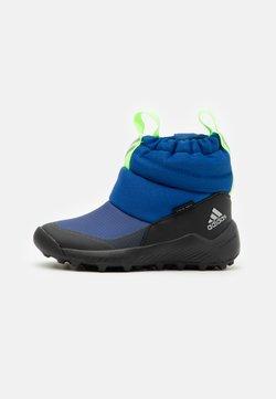 adidas Performance - ACTIVESNOW C.RDY UNISEX - Snowboot/Winterstiefel - team royal blue/reflective silver/signal green