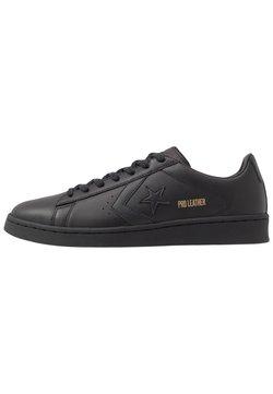 Converse - PRO - Sneakers laag - black