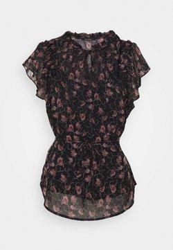 Bruuns Bazaar - ALCEA SABRINA - Bluse - black