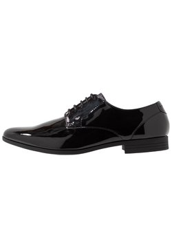 Burton Menswear London - FERRIS DERBY - Business-Schnürer - black