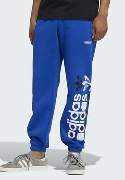 adidas Originals - FORUM JOGGERS - Jogginghose - blue