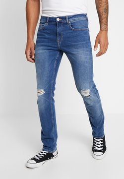 New Look - Slim fit jeans - mid blue