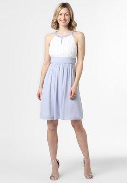 Marie Lund - Cocktailkleid/festliches Kleid - hellblau/ecru