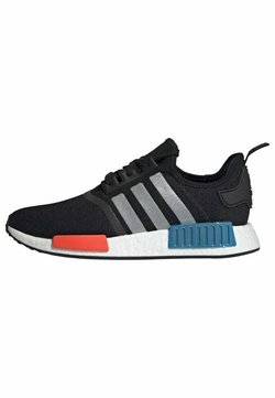 adidas Originals - NMD_R1 SHOES - Sneakersy niskie - black