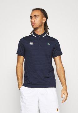 Lacoste Sport - TENNIS  - Polo - navy blue/white/sunny