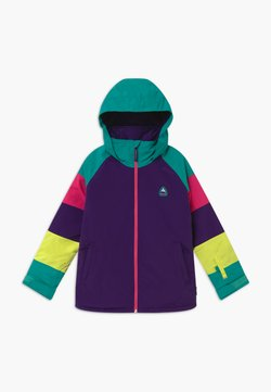 Burton - Snowboardjacke - purple/turquois