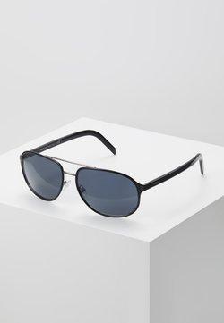 Prada - Lunettes de soleil - black on gunmetal