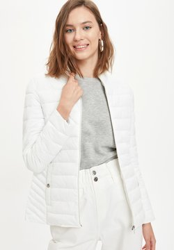 DeFacto - Winterjacke - white