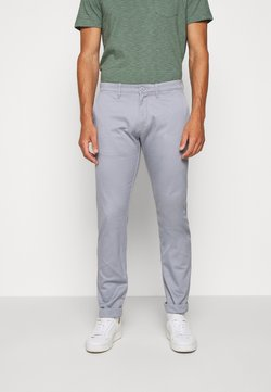 J.CREW - MENS PANTS - Chinot - light slate