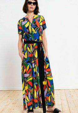 Hexeline - Długa sukienka - multikolor