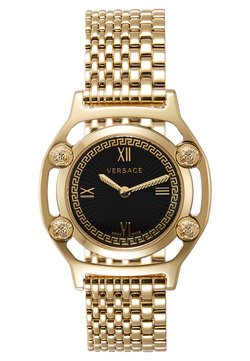 Versace Watches - MEDUSA FRAME - Montre - gold-coloured